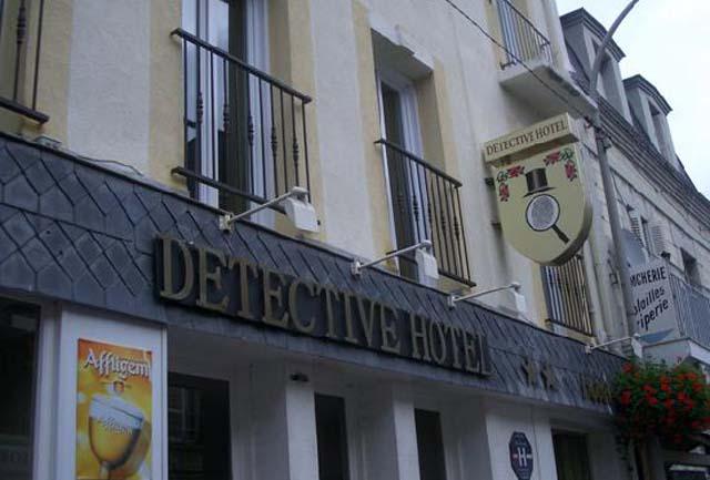 Etretat bonvoyage - Etretat hotel detective ...