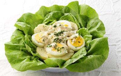 ブルゴーニュ風サラダ